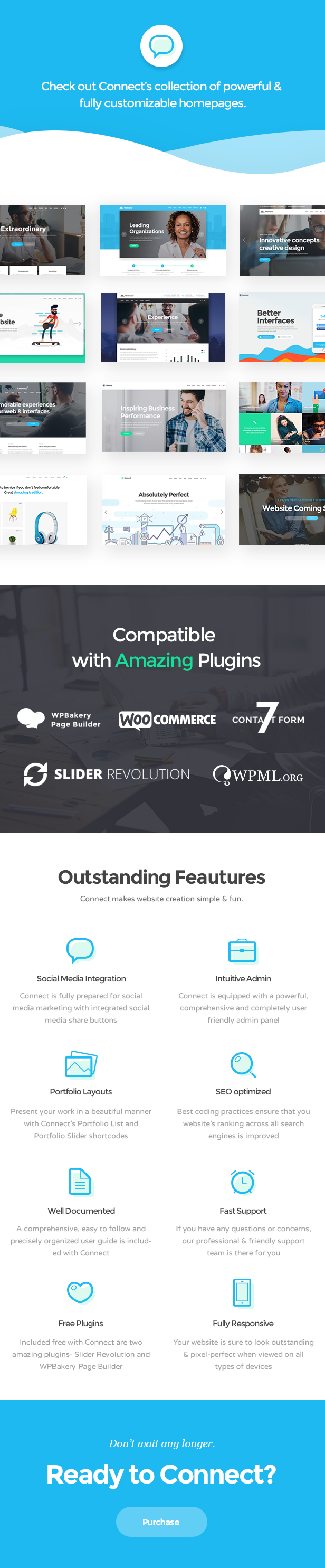 Connect - Startup Business Theme - 1